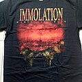 Immolation - TShirt or Longsleeve - Harnessing Ruin