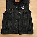 Amebix - Battle Jacket - Denim Crust Vest
