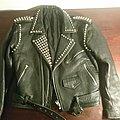 Discharge - Battle Jacket - Punk Leather Jacket