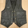 Swordwielder - Battle Jacket - Leather Vest Crust