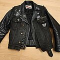 Bolt Thrower - Battle Jacket - Denim Leather Jacket Combo