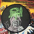 Death - Patch - Death Leprosy
