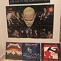 Kreator - Tape / Vinyl / CD / Recording etc - Kreator poster and vinyl.