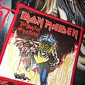 Iron Maiden - Patch - Iron Maiden patch