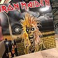 Iron Maiden - Tape / Vinyl / CD / Recording etc - Iron maiden vinyl