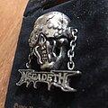 Megadeth - Pin / Badge - Megadeth pin