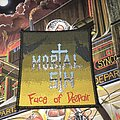 Mortal Sin - Patch - Mortal Sin Face Of Despair