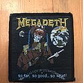 Megadeth - Patch - Megadeth patch
