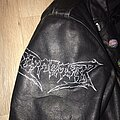 Dismember - Other Collectable - My Leather jacket Custom Dismember logo