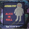 Annihilator - Patch - Alice In Hell