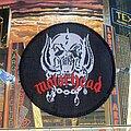 Motörhead - Patch - Motorhead patch