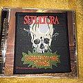 Sepultura - Patch - Sepultura patch