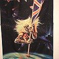 Iron Maiden - Other Collectable - Iron Maiden flag 1982