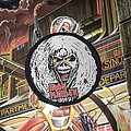 Iron Maiden - Patch - NOTB Circle patch