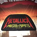 Metallica - Patch - Master Of Puppets  patch