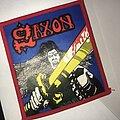Saxon - Patch - Saxon