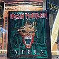 Iron Maiden - Patch - Iron Maiden Virus patch