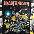 Iron Maiden - Patch - Hooks in you bp