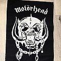 Motörhead - Patch - Motorhead backpatch