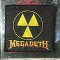 Megadeth - Patch - Megadeth patch