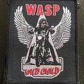 W.A.S.P. - Patch - W.A.S.P Wild Child patch