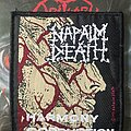 Napalm Death - Patch - Napalm Death patch