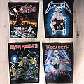 Metallica - Patch - Vintage Backpatches