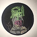 Death - Patch - Leprosy Death Patch 1989