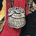 Anthrax - Pin / Badge - Anthrax pin