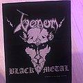 Venom - Patch - Venom backpatch Black metal 1996