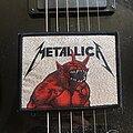 Metallica - Patch - JITF Metallica patch