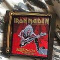 Iron Maiden - Patch - Iron Maiden patch VTG