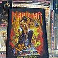 Manowar - Patch - Manowar Patch