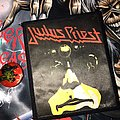 Judas Priest - Patch - Judas priest patch ans button