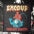 Exodus - Patch - Fabulous disaster patch