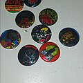 AC/DC - Pin / Badge - Buttons