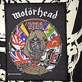 Motörhead - Patch - Motorhead patch 1916