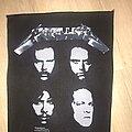 Metallica - Patch - Metallica Backpatch 1991