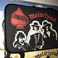 Motörhead - Patch - Motorhead Ace of Spades patch