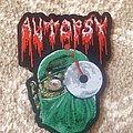 Autopsy - Patch - Autposy Shaped Patch