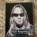 Slayer - Patch - Jeff Hanneman Still Reigning Patch