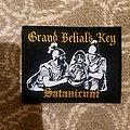 Grand Belials Key - Patch - Grand Belails Key - Satanicunt Patch