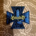 Entombed - Patch - Entombed - Left Hand Path Cross Shaped Patch