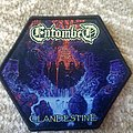 Entombed - Patch - Entombed - Clandestine Patch
