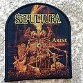 Sepultura - Patch - Sepultura  - Arise Patch