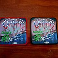 Obituary - Patch - Obituary  - Slowly We Rot Patches