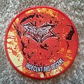 Dismember - Patch - Dismember  - Indecent & Obscene Patch