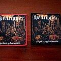 Hellripper - Patch - Hellripper - Coagulating Darkness Patch
