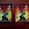 Manowar - Patch - Manowar - Triumph Of Steel Patches