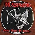 Blasphemy - Patch - Blasphemy  - Fallen Angel Of Doom Back Patch
